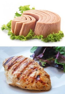 3 Day Military Substitutions for Tuna
