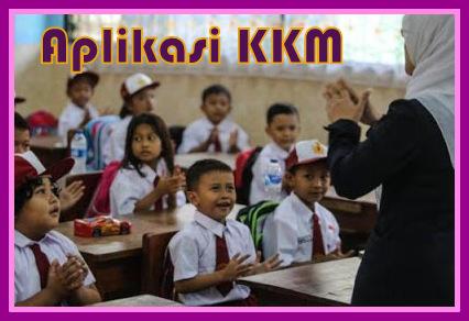Download Aplikasi KKM Kurikulum 2013 SD/MI Versi Terbaru