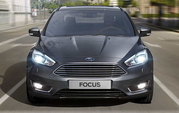Ford Focus 3 Sedán 2017