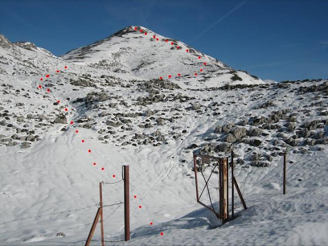 Rutas Montaña Asturias: Concha Gobiu