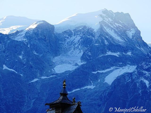 Sarong Peak, Kinnaur Kailash, Kalpa