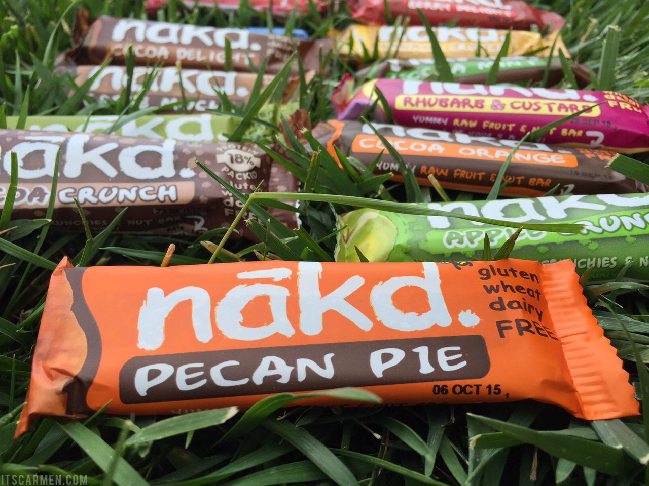 nakd cereal bars