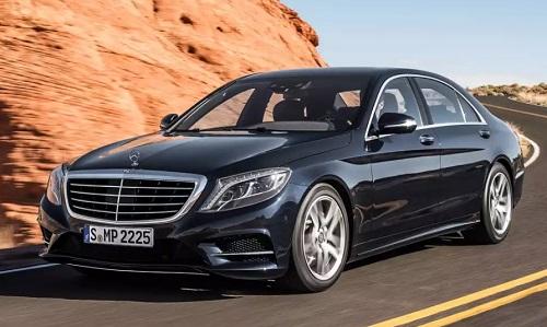 Harga Mobil Mercedes Benz S Class