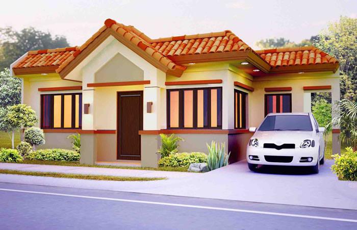 Modelos de casas dise os de casas y fachadas fotos - Fachadas de casas pequenas de un piso ...