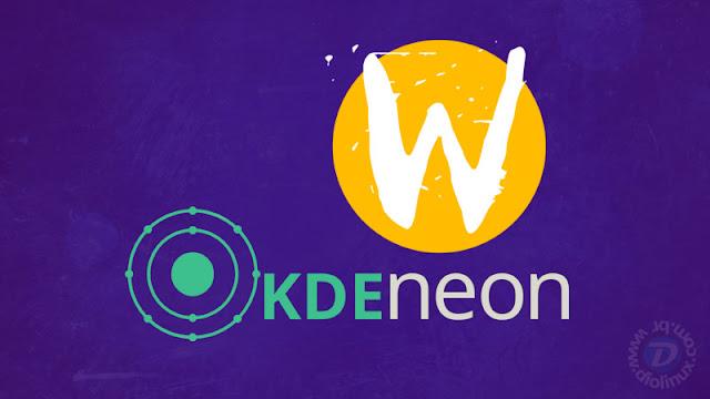 KDE Neon Wayland