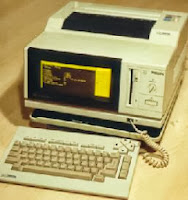 Jon Breakfields' first computer