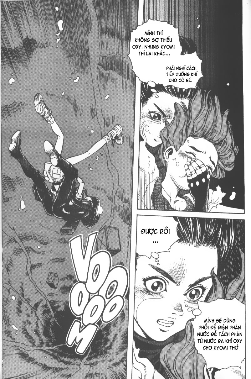 Battle Angel Alita chapter 38 trang 11