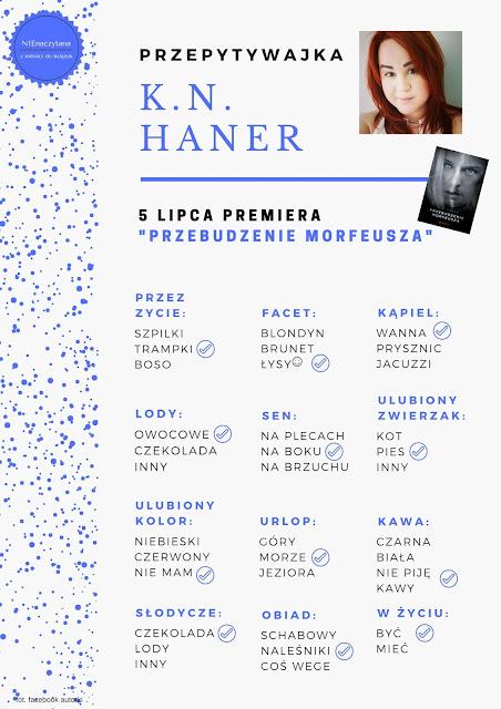 """""""PRZEPYTYWAJKA"""" - K.N.Haner"""