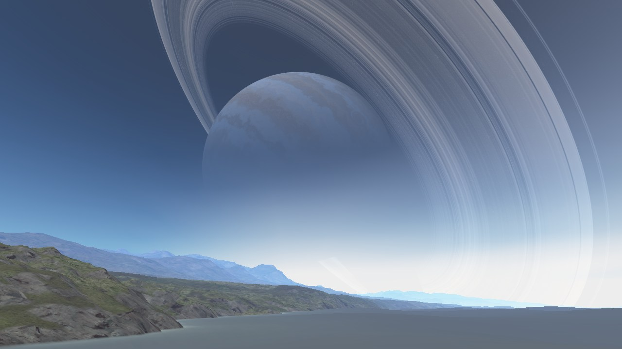 gas giant texture map - photo #48