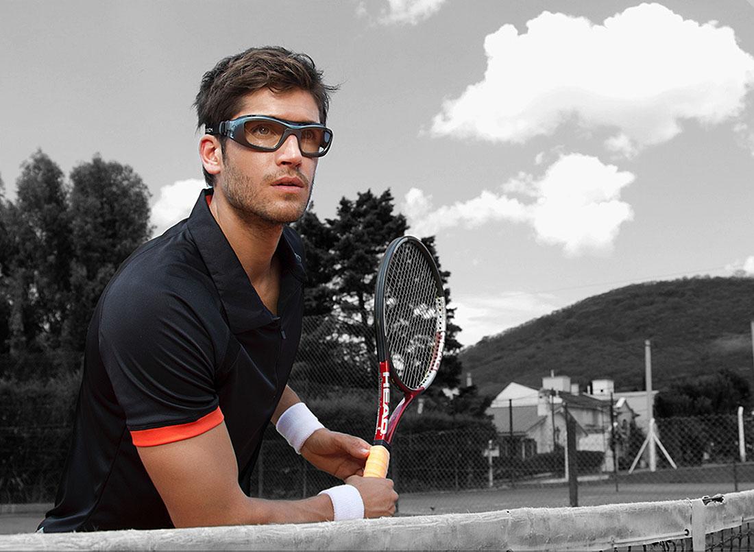8e6722686 Óculos Para Esportes: Óculos Especial para Jogar Tênis