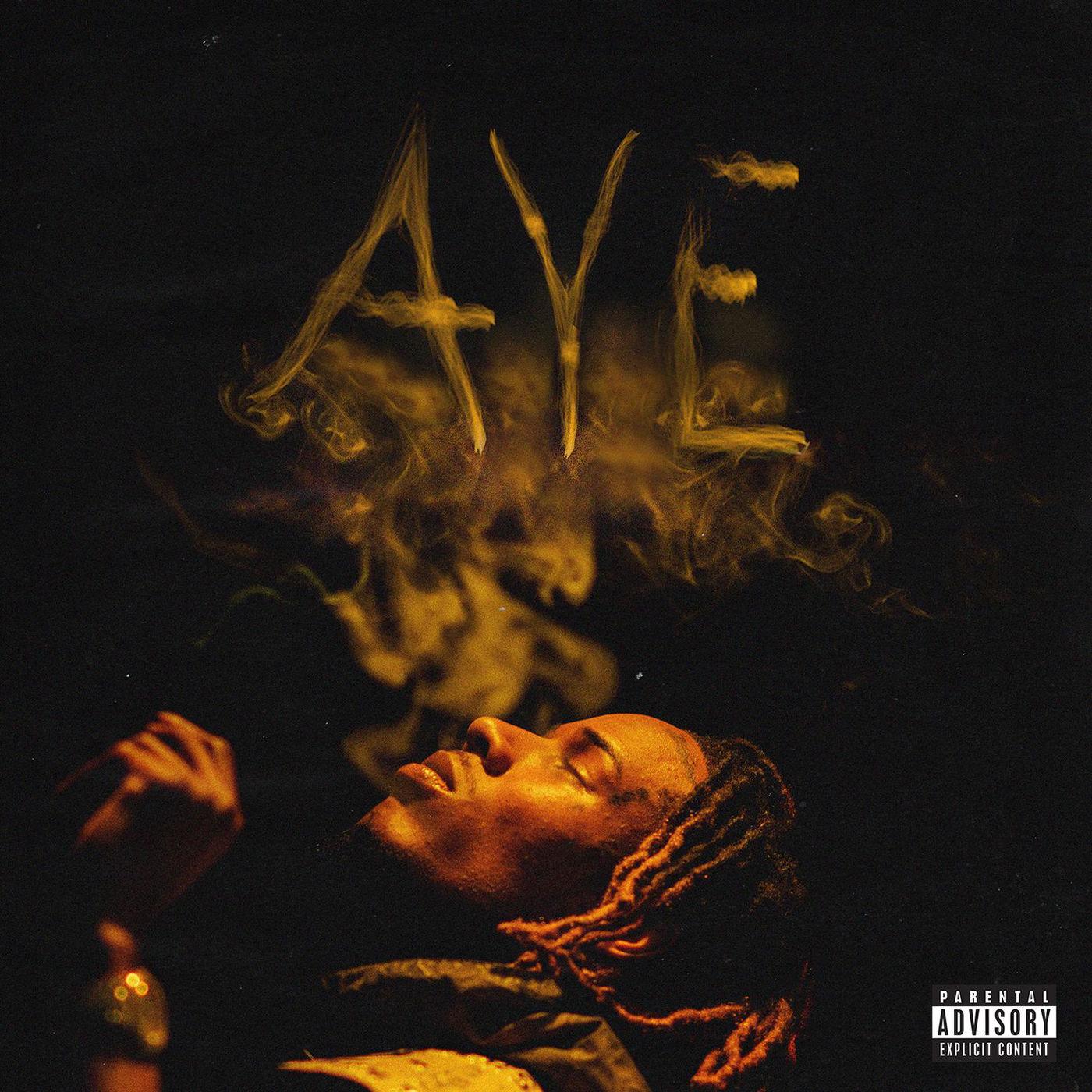 Fetty Wap - Aye - Single Cover