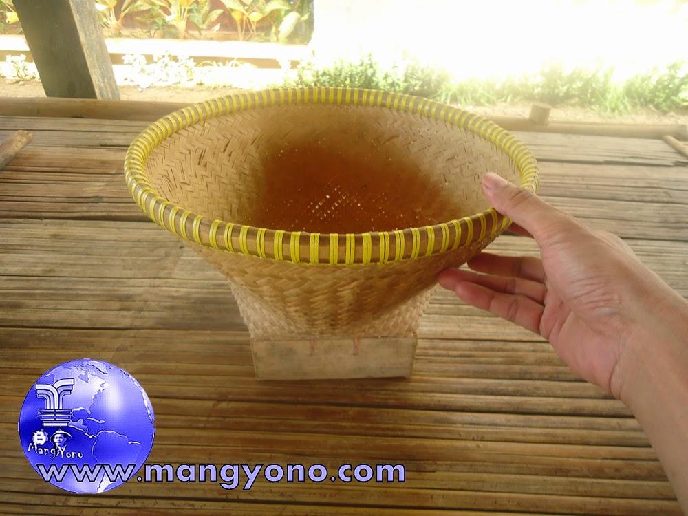 Boboko Sangku Alat Dapur Tradisional Indonesia