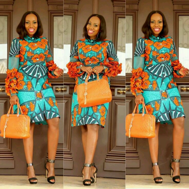 Latest different ankara styles For Women