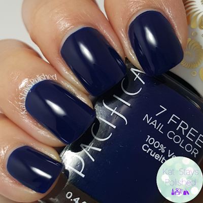 Pacifica Spring Nail Polish Trio - Midnight Rambler | Kat Stays Polished