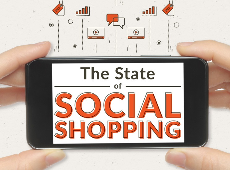 The State Of Social Shopping – #infographic / Digital Information World