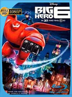 Grandes Héroes (Big Hero 6) (2014) HD [1080p] Latino [GoogleDrive] SilvestreHD