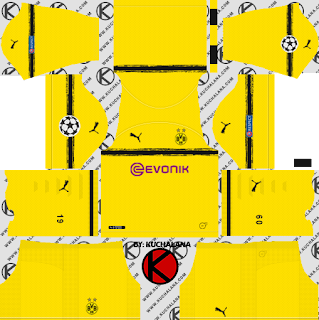 borussia-dortmund-kits-2018-2019-dream-league-soccer-%2528UEFA-Champions-League-Kit%2529