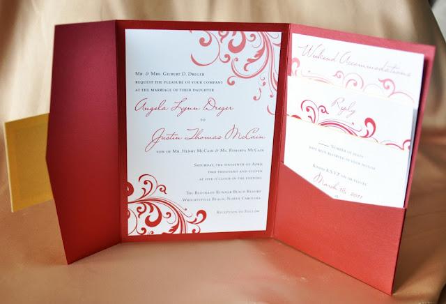 Make Your Own Wedding Invites Ideas