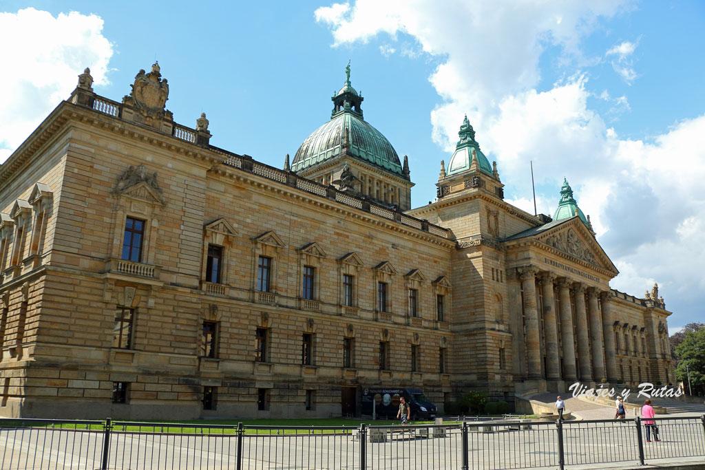 Bundesverwaltungsgericht, Lepzig, Alemania