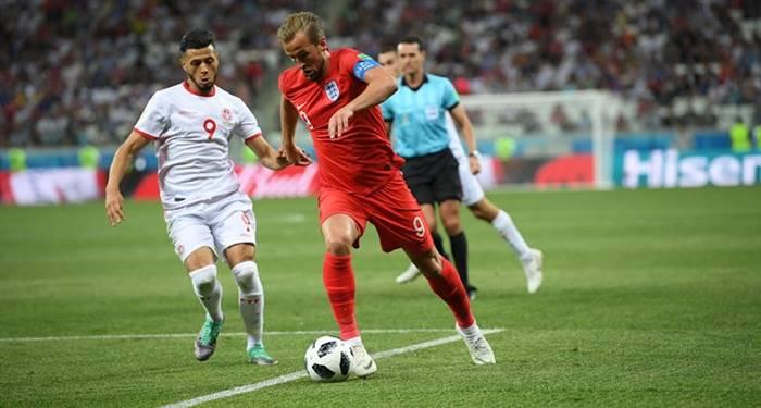 Pertandingan Tunisia vs Inggris - Piala Dunia 2018