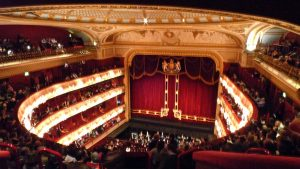 the royal opera house londres