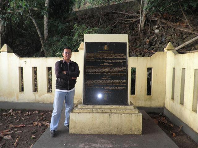 Monumen Pendaratan Bangsa Spanyol Pertama Kali di Tidore