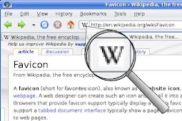 Cara merubah favicon pada blog