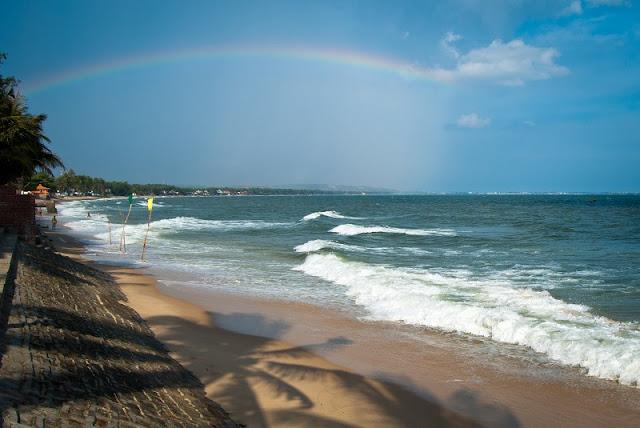 Best beach in december in Vietnam