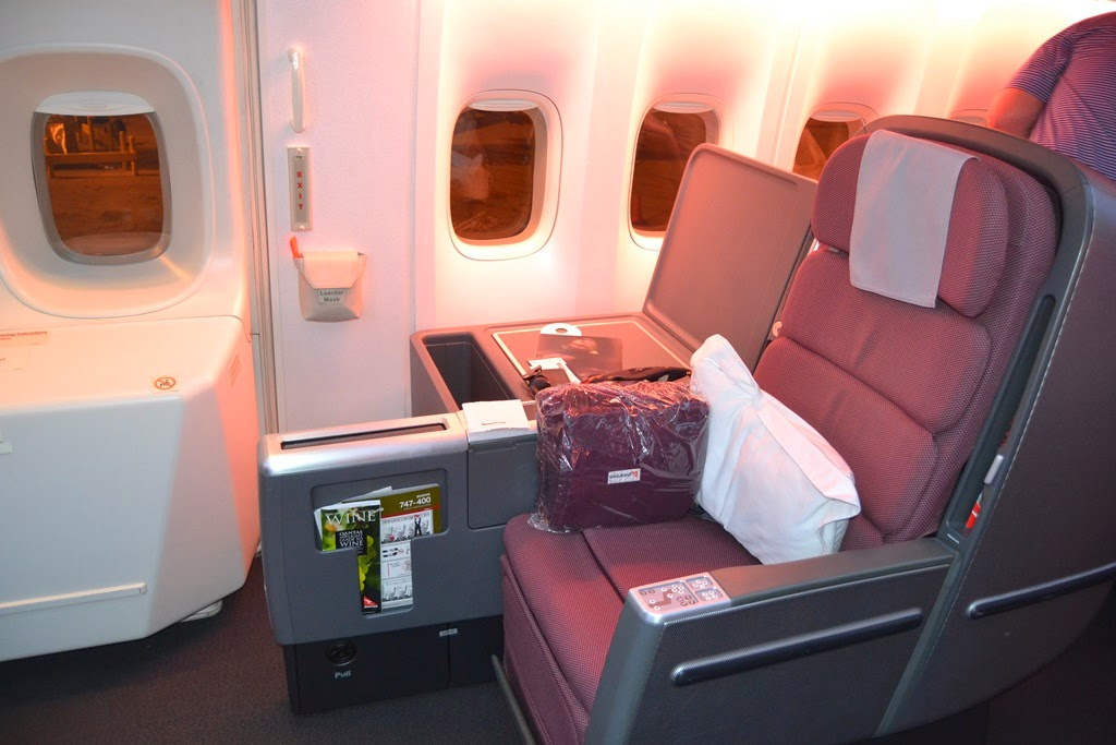 I Want To Travel For Cheap Australia Day 1 Qantas Flight