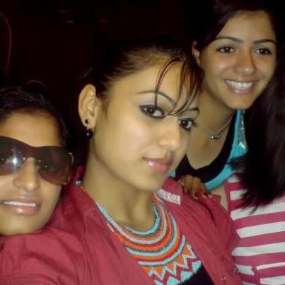 Cute girls: Mast Mast Naina