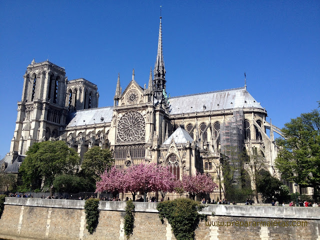Guía para viajar a París