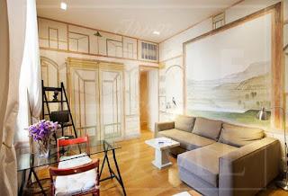 Alugar apartamento ROma 1 - Apartamento para alugar em Trastevere