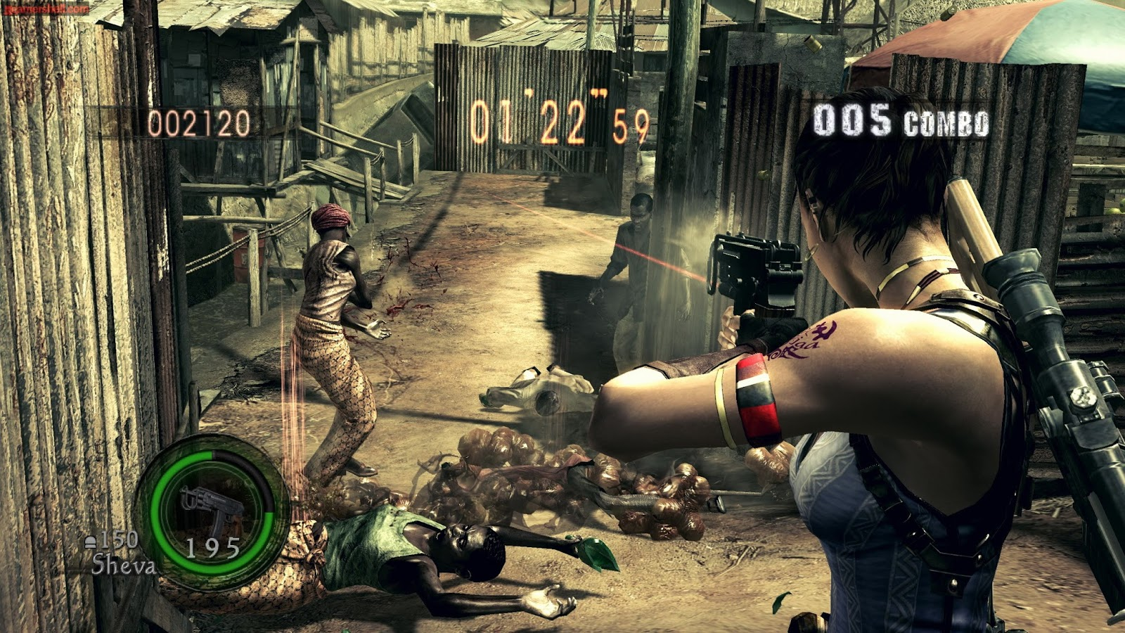 Resident 5 download.