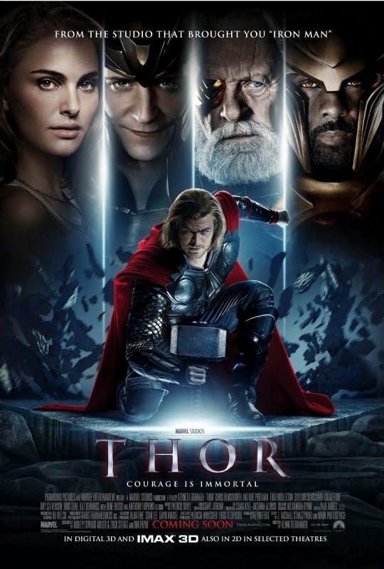 Thor  Film Kino Trailer