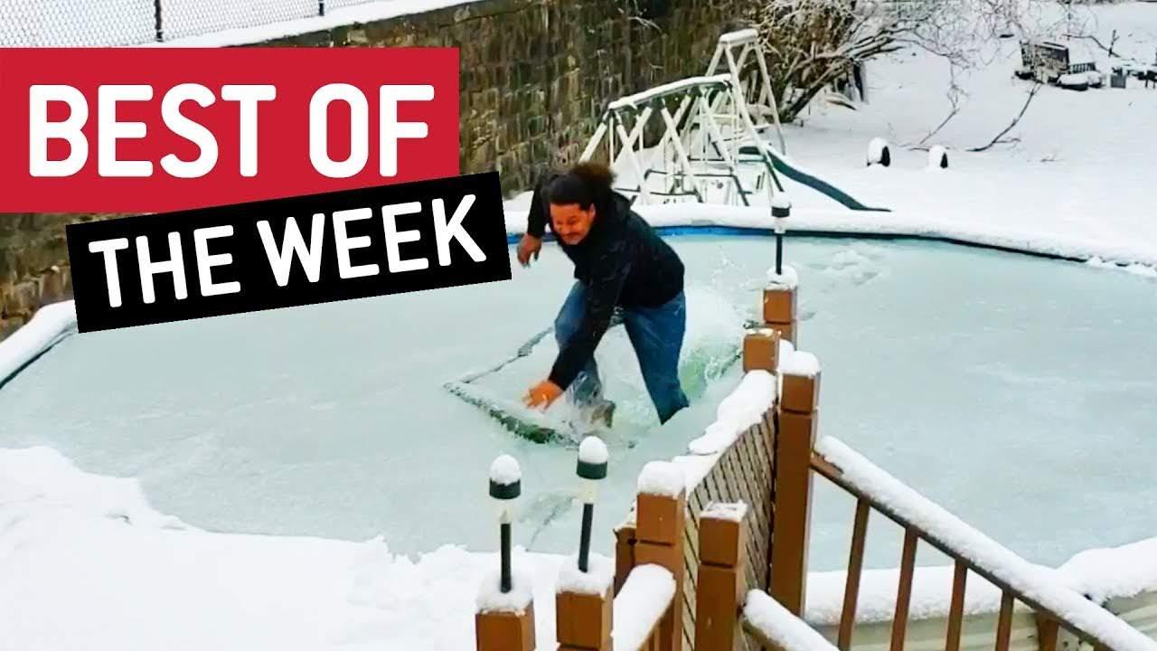 Best of the Week : 2019年1月第4週にネットで大ウケした驚きと感激のおもしろビデオの総集編 ! !
