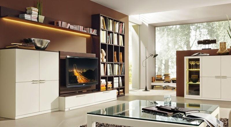 sala elegante moderna