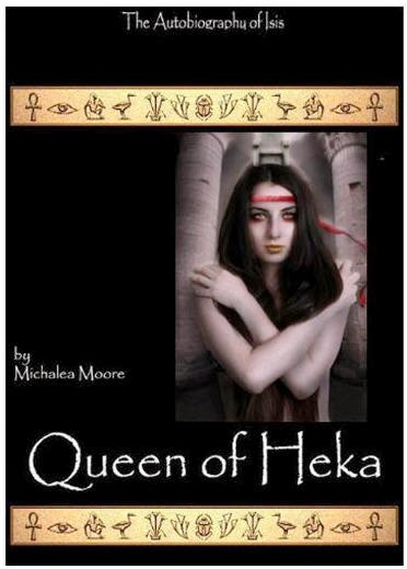 Winning cover Queen of Heka