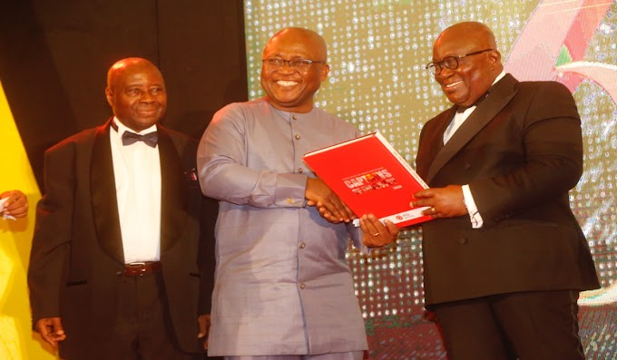 """""""No More Fiscal Deficits Over 5%"""" – President Akufo-Addo"""