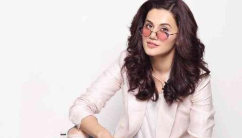 Taapsee Pannu Reply Troller says 'I love your body parts, reply will make you salute the actress