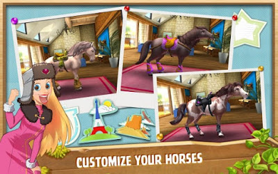 Horse Haven World Adventures MOD APK+DATA 3.2.0-screenshot-2