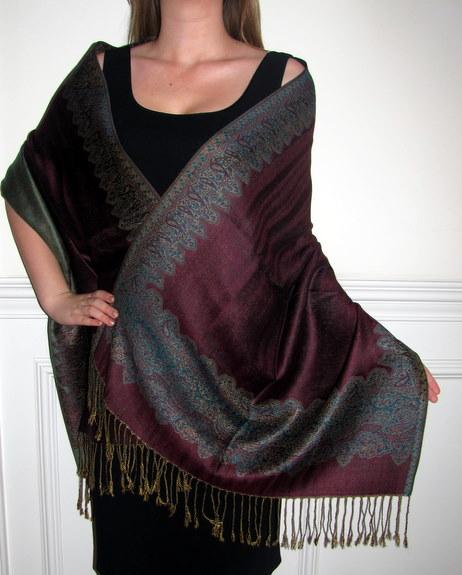 2012 ~ Retail/Wholesale Pashmina, Cashmere Shawls Wraps