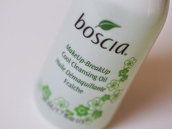 BOSCIA Makeup-Breakup Cool Cleansing Oil (Review)