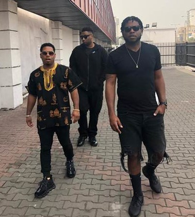 American singer, Bobby Valentino performed in Nigeria at Zenith event