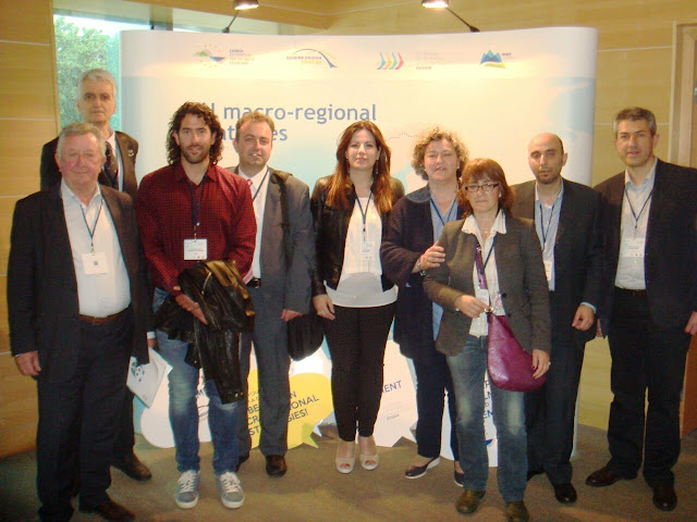 Συμμετοχή της Περιφέρειας Ηπείρου στο 1ο Forum Διαμόρφωσης της Ευρωπαϊκής Στρατηγικής για την Μακρο-Περιφέρεια Αδριατικής και Ιονίου