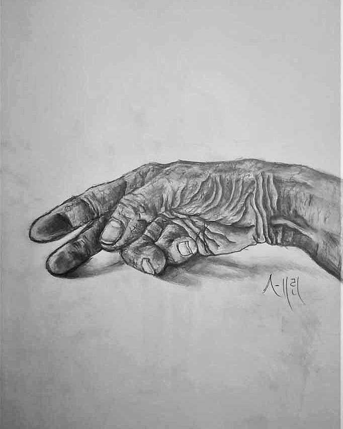 KARAKALEM PORTRE FİYATLARI WORN HAND
