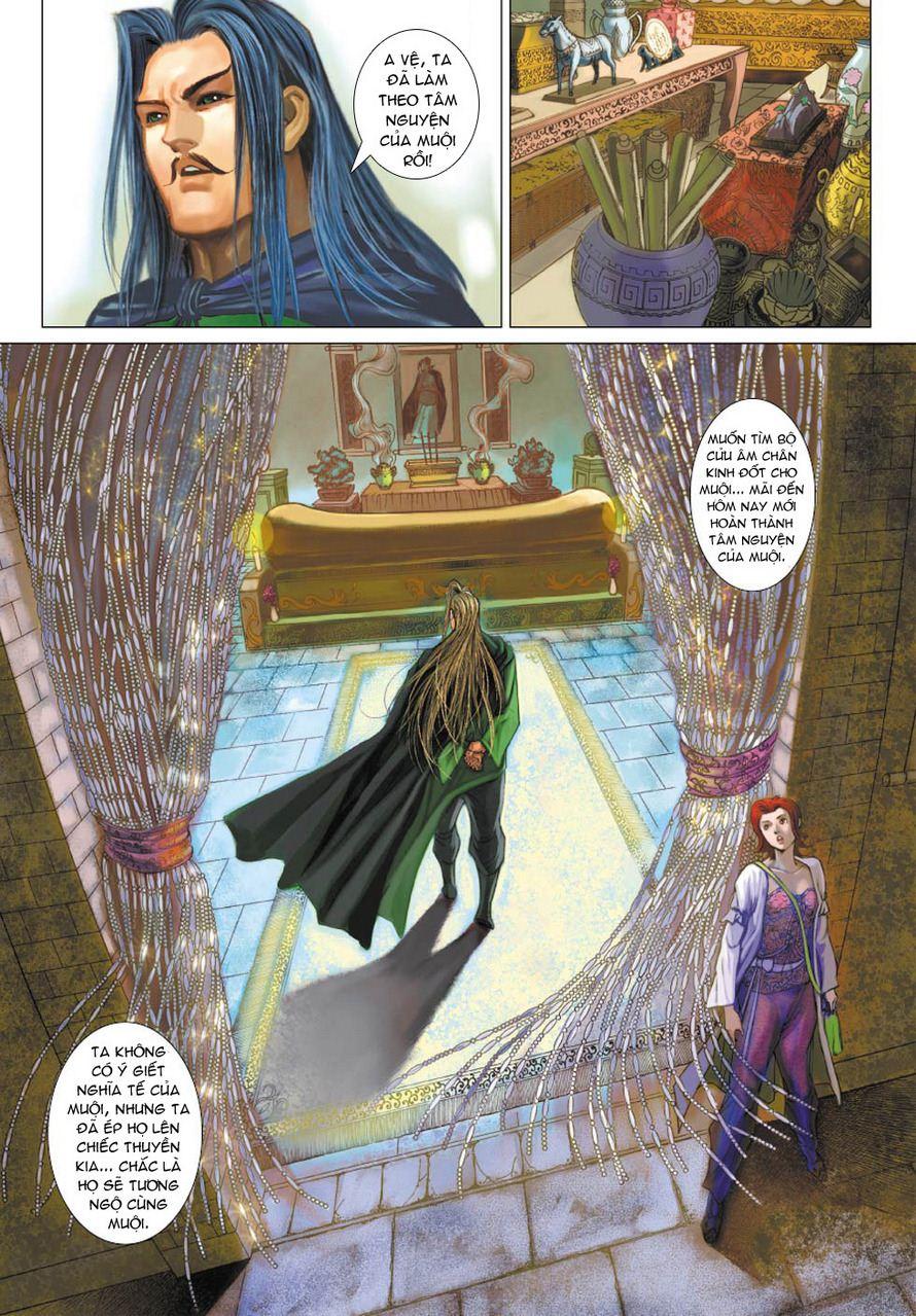Anh Hùng Xạ Điêu anh hùng xạ đêu chap 49 trang 32