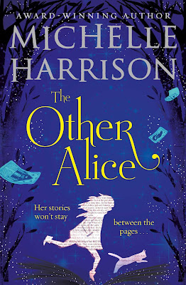 The Other Alice by Michelle Harrison book cover