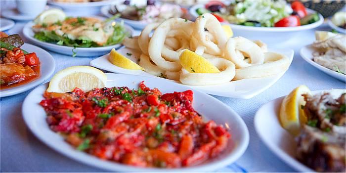 menu greco piatti tipici