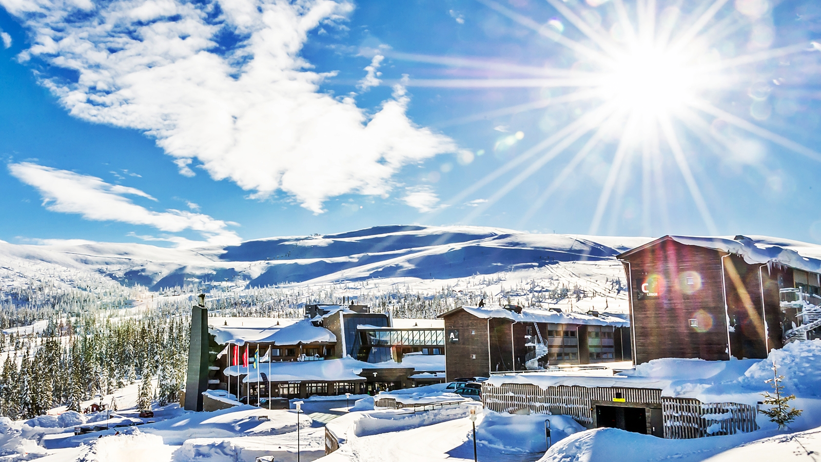 skistar trysil norway