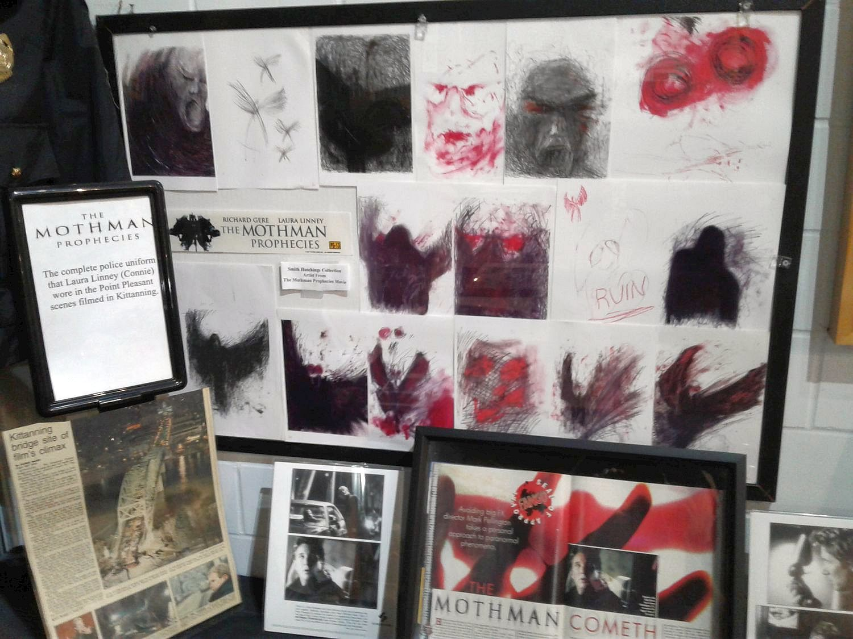 The Blog Where Horror Dwells: Lair of the Mothman